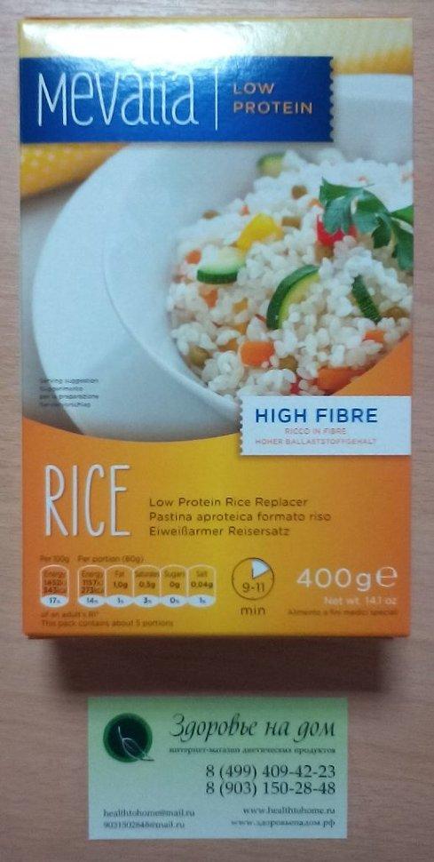 Рис диетический ли продукт