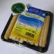 Палочки хрустящие с солью низкобелковые Bezgluten, 150г